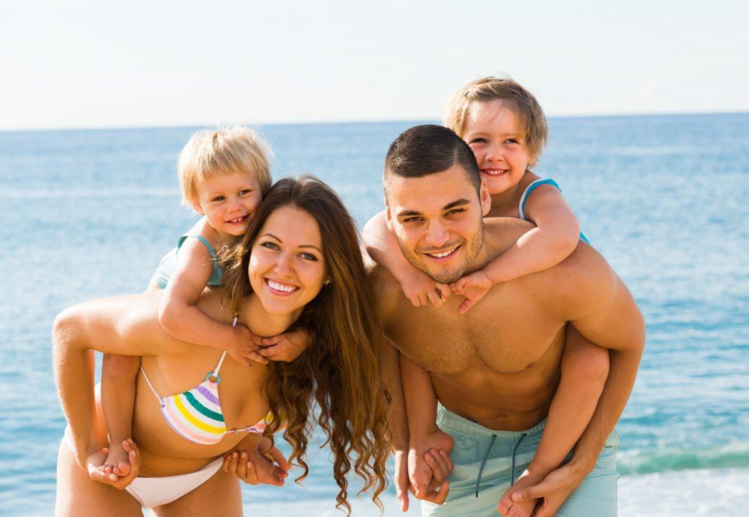Viajar con niños en estas vacaciones