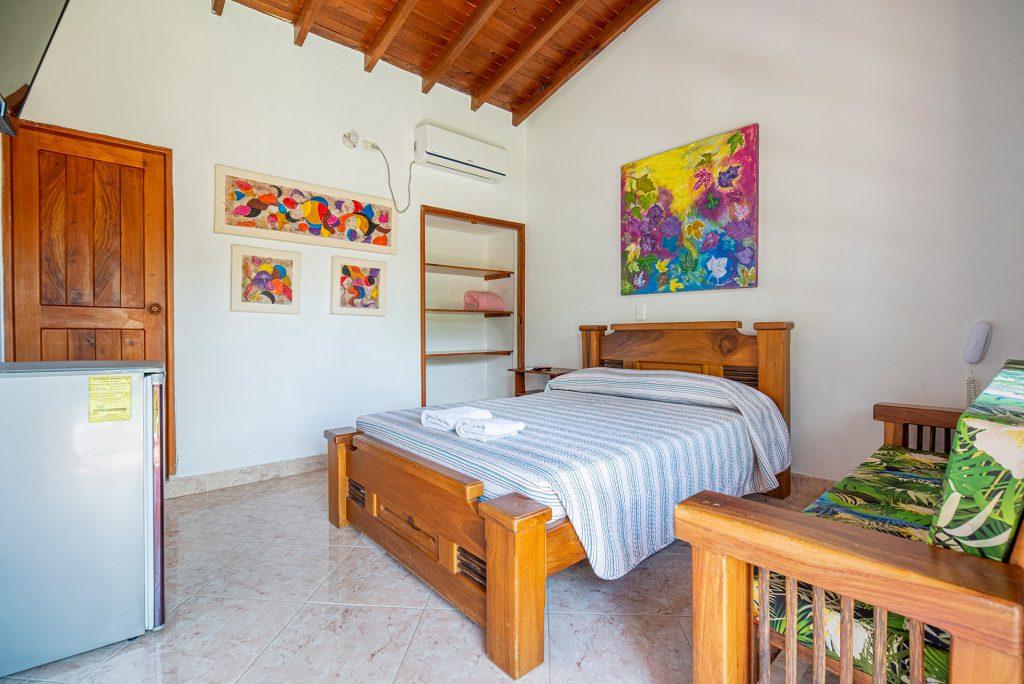 Hotel Villa Camila Habitación Deluxe
